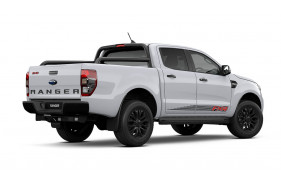 2021 MY21.75 Ford Ranger PX MkIII FX4 Utility Image 4