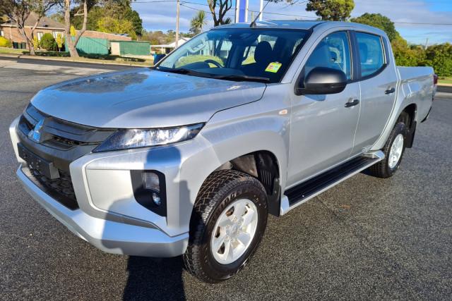 2019 MY20 Mitsubishi Mitsubishi Triton MR  GLX+ Utility - dual cab