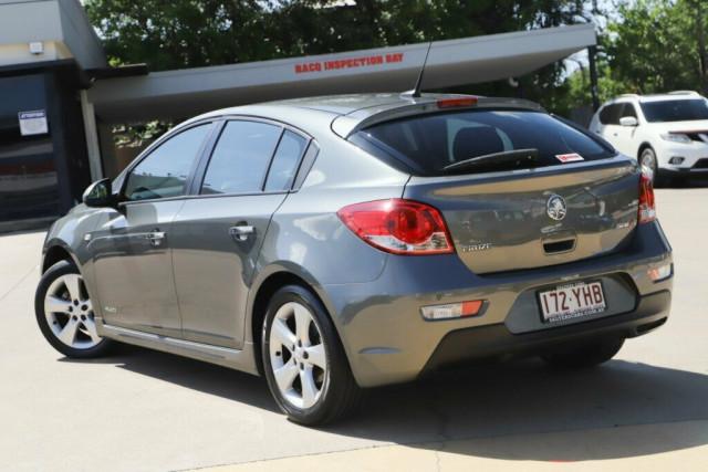 2012 Holden Cruze JH Series II MY12 SRi-V Hatchback Image 2