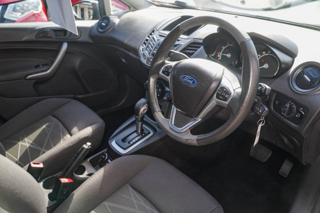 2016 Ford Fiesta WZ Ambiente Hatchback Image 4