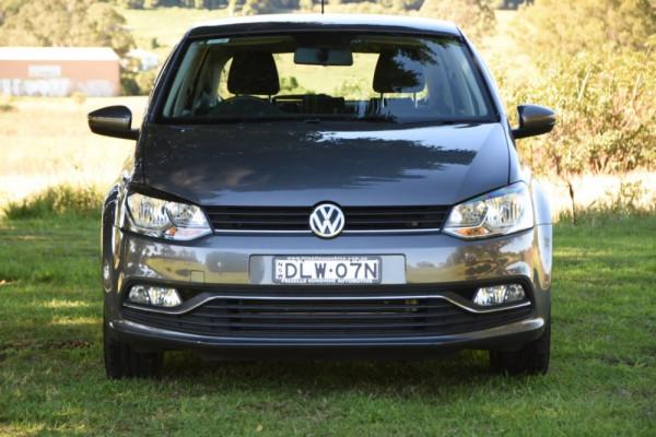 2017 Volkswagen Polo 6R MY17 81TSI Hatch Image 3