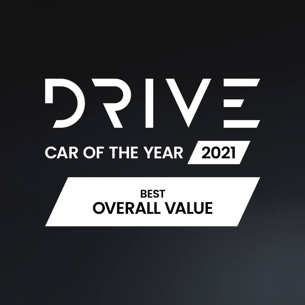 2021 Drive Car of the Year