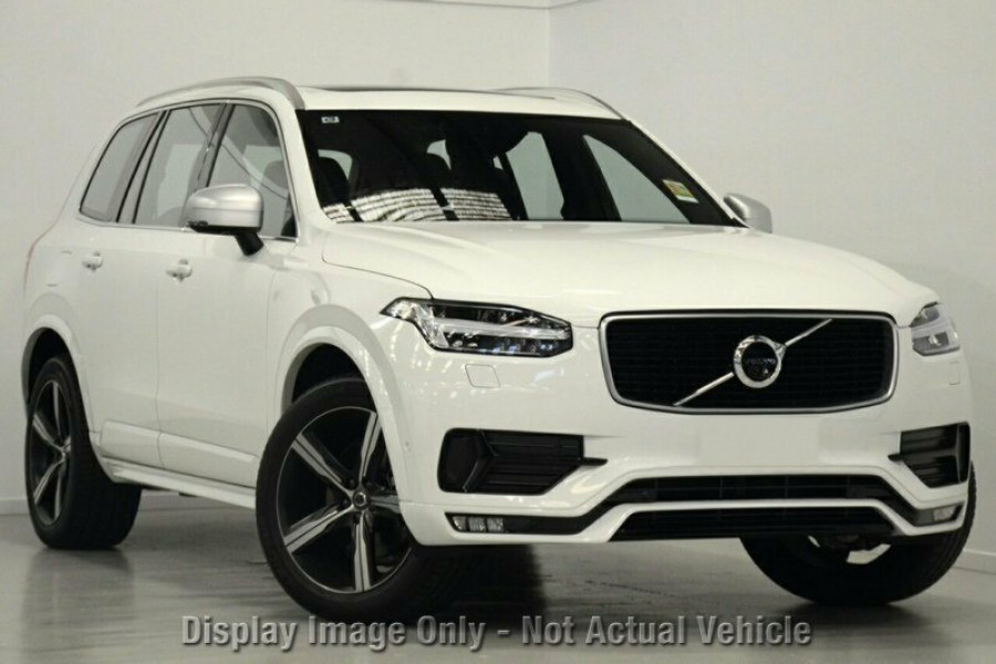 2018 MY19 Volvo XC90 L Series D5 Geartronic AWD R-Design Suv Mobile Image 1