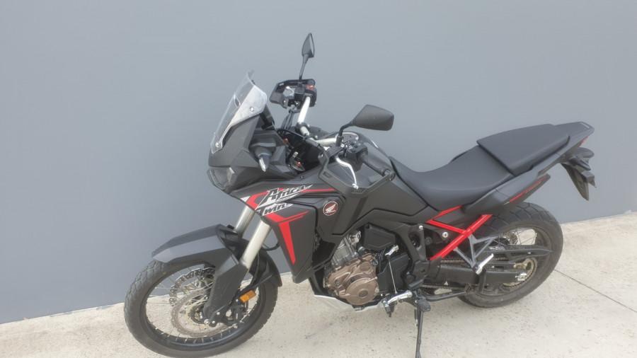 2020 Honda CRF1100AL2 TEMP 2020 Africa Twin Motorcycle Image 19