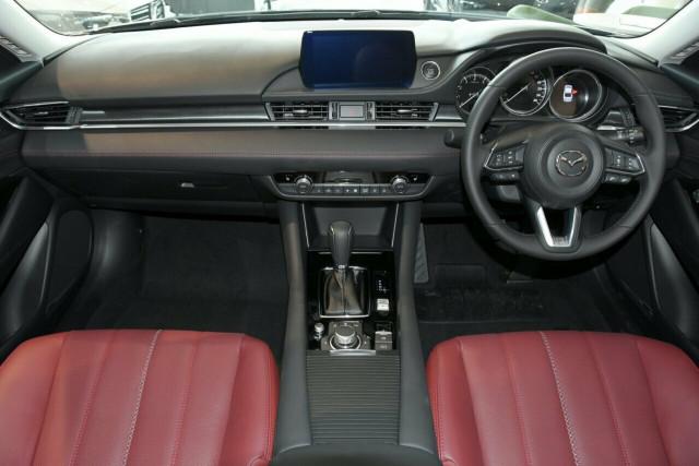 2021 MY20 Mazda 6 GL Series GT Sedan Sedan Mobile Image 4