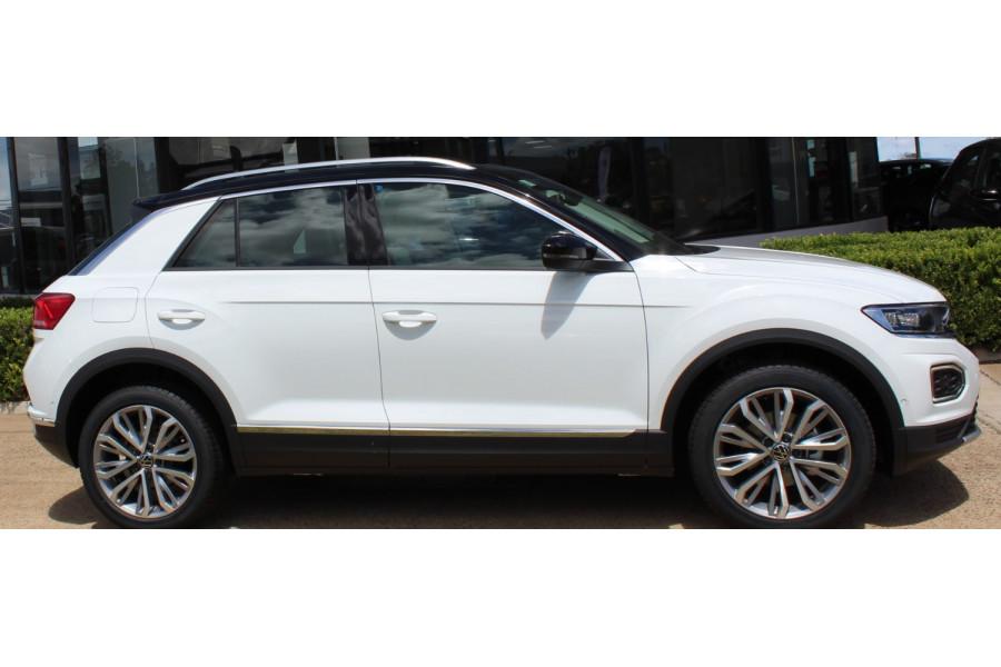2020 MY21 Volkswagen T-Roc A1 110TSI Style Suv