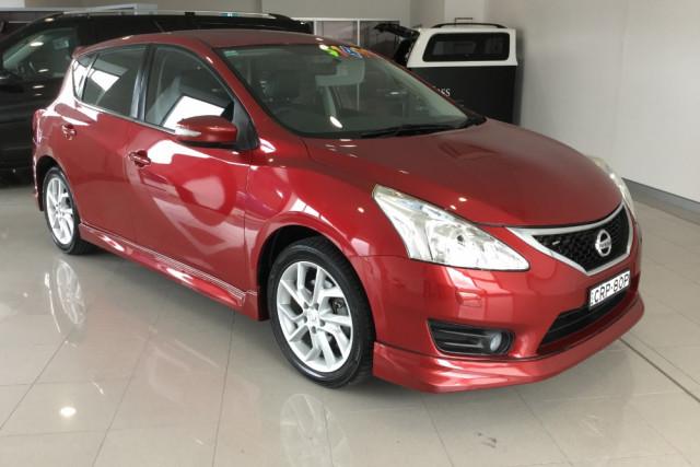 2013 Nissan Pulsar SSS