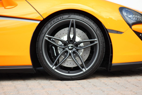 2019 Mclaren P13 Sports Series 540C Coupe Image 4