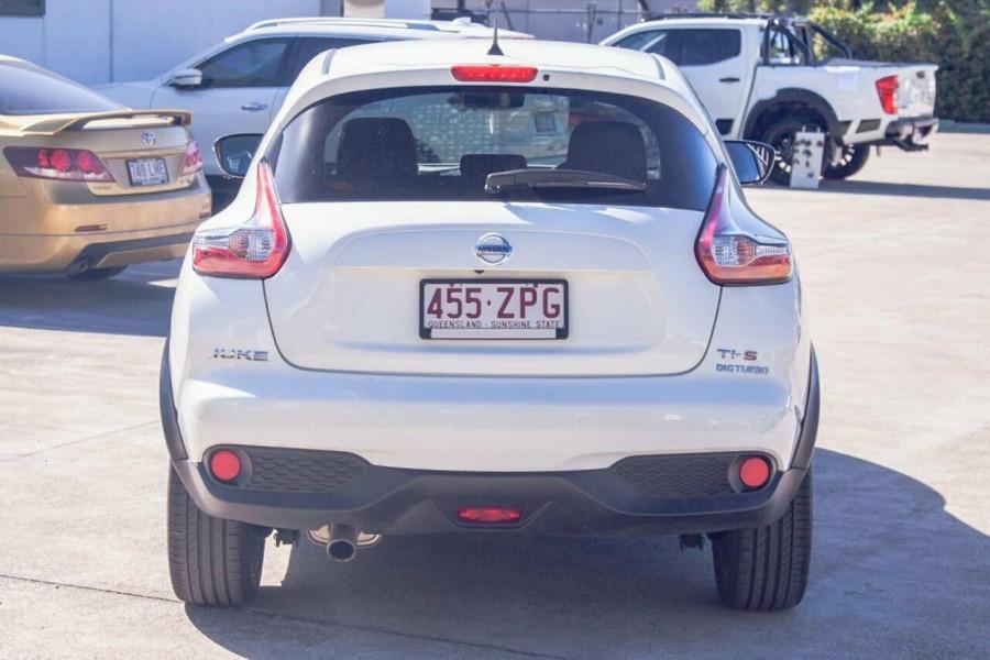 2019 MY18 Nissan Juke F15 MY18 TI-S (FWD) (5Yr) Suv