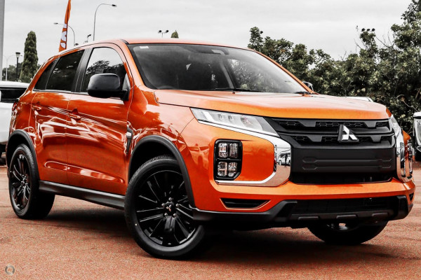 2020 Mitsubishi ASX XD MR Suv