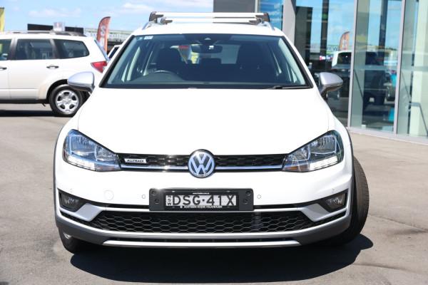 2017 Volkswagen Golf 7.5 MY17 Alltrack Wagon
