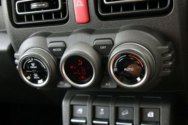 2018 MY19 Suzuki Jimny JB74 GLX Hardtop