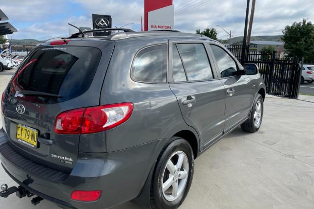 2009 Hyundai Santa Fe SLX