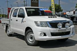 Toyota Hilux SR Double Cab 4x2 KUN16R MY12