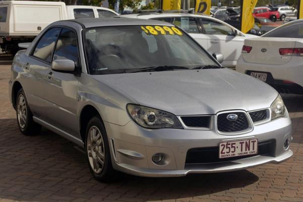 Subaru Impreza S MY06