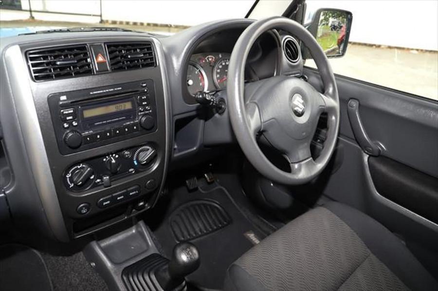 2012 Suzuki Jimny SN413 T6 Sierra Hardtop Image 9