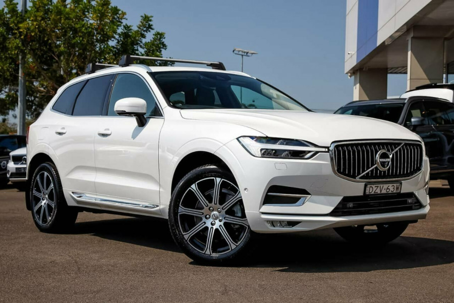 2019 Volvo XC60 UZ MY19 D4 AWD Inscription Suv