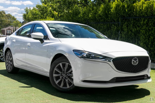 2019 Mazda 6 GL Series Sport Wagon Sedan
