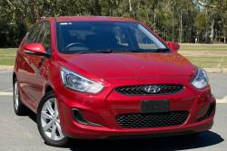 Hyundai Accent Sport RB5 MY17