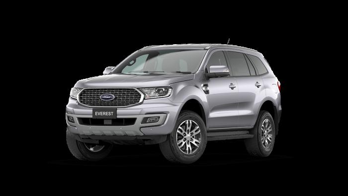 2021 MY21.75 Ford Everest UA II Trend Suv Image 7