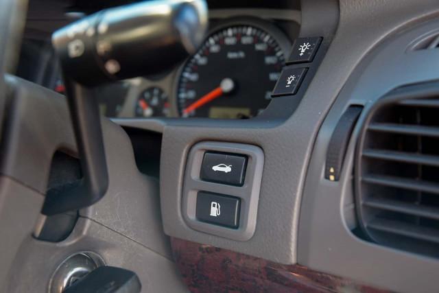 2003 Ford Fairmont BA Sedan Image 11