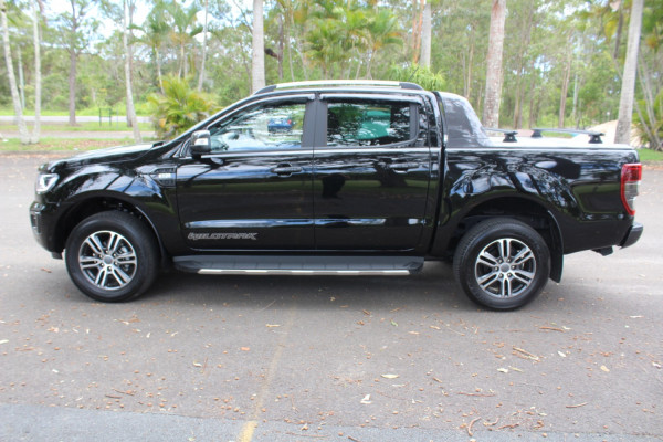 2020 MY20.25 Ford Ranger Utility Image 5