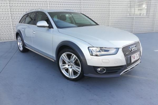 Audi A4 allroad B8 8K MY13
