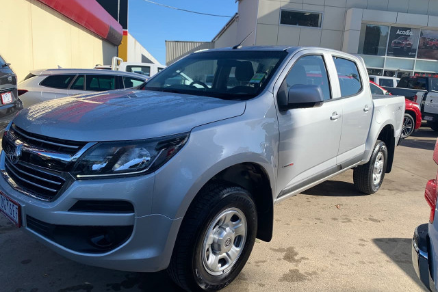 2018 Holden Colorado LS
