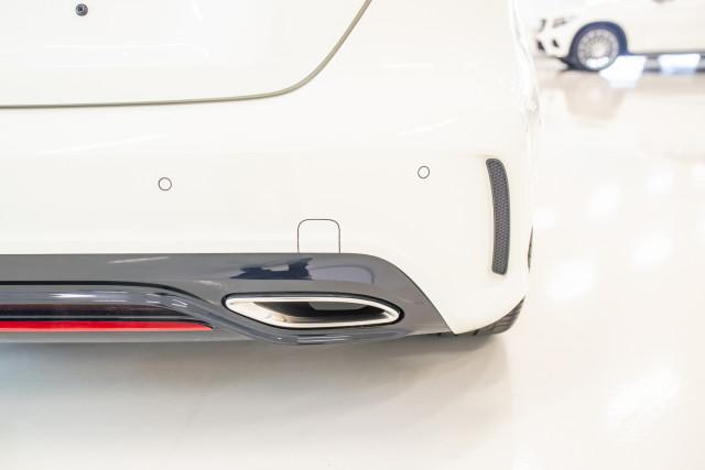 2017 MY08 Mercedes-Benz A-class Hatchback Image 18