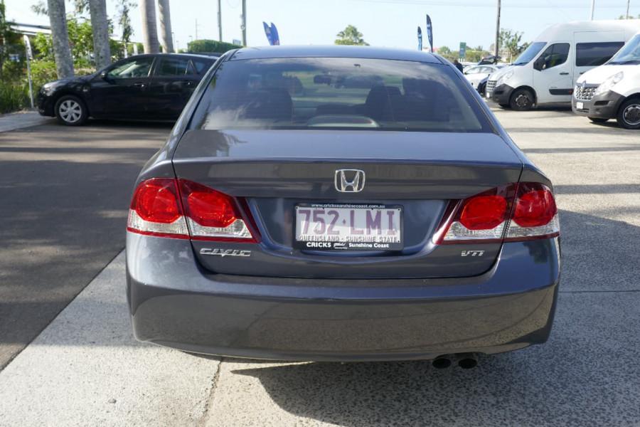 2009 Honda Civic 8t MY09 Sedan