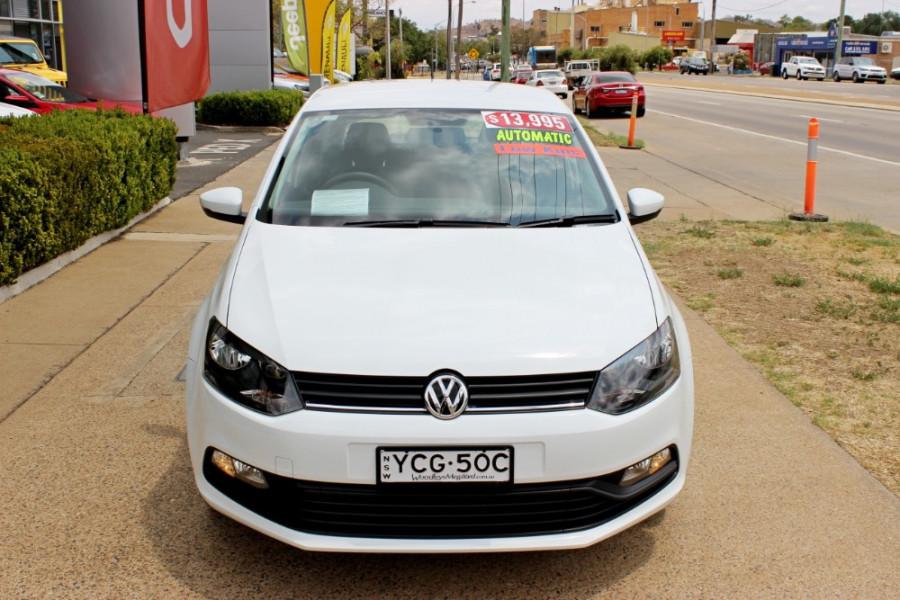 2014 MY15 Volkswagen Polo 6R  66TSI 66TSI - Trendline Hatchback