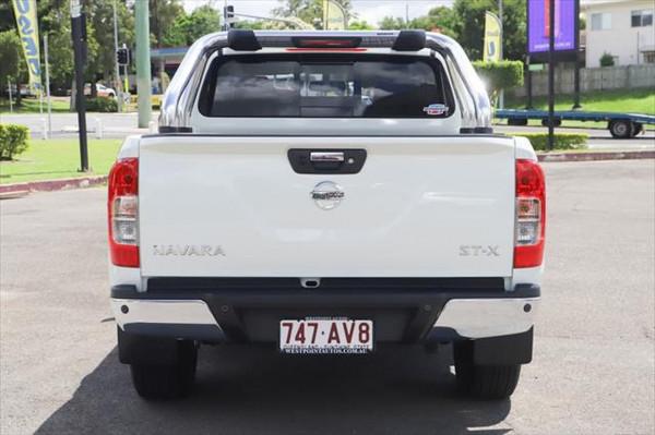 2020 Nissan Navara D23 Series 4 ST-X 4x2 Dual Cab Pickup Utility Image 3
