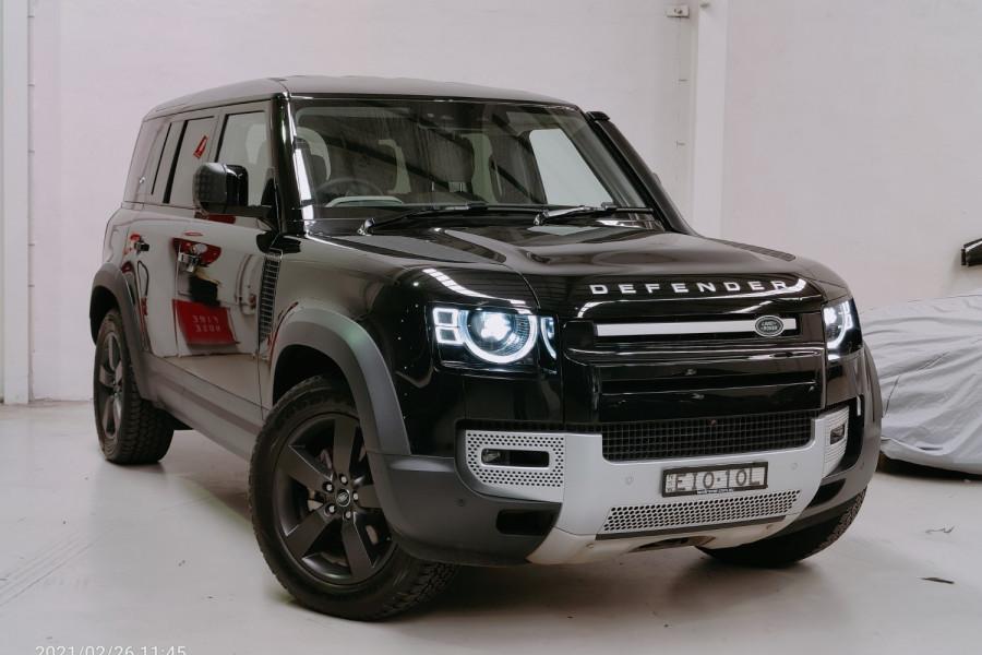 2020 Land Rover Defender SE