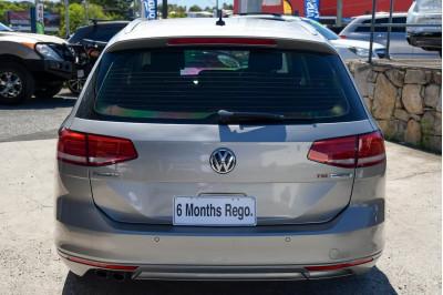 2016 Volkswagen Passat B8 MY16 132TSI Wagon Image 5