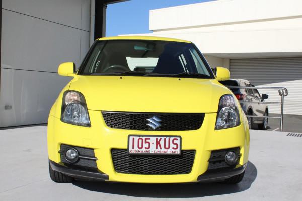 2008 Suzuki Swift RS416 Sport Hatch Image 2