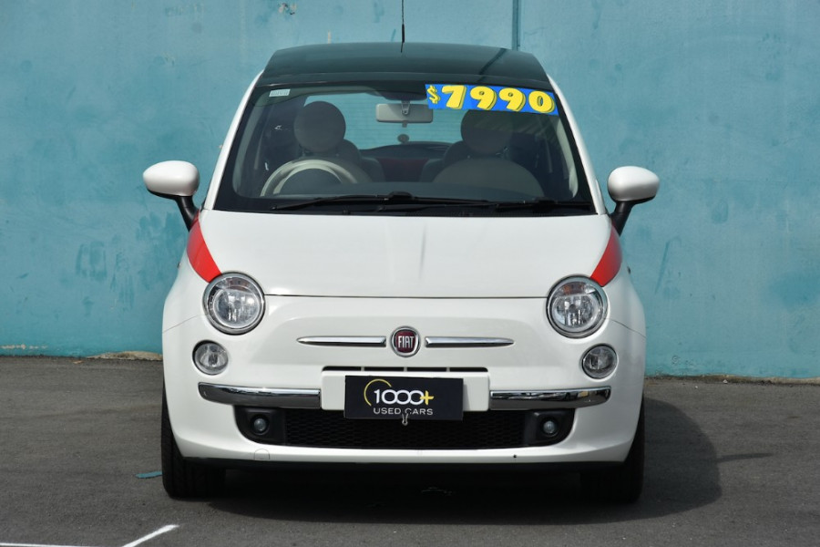 2008 Fiat 500 Vehicle Description.  1 Pop Hatchback 3dr Man 6sp 1.4i Pop Hatchback Image 2