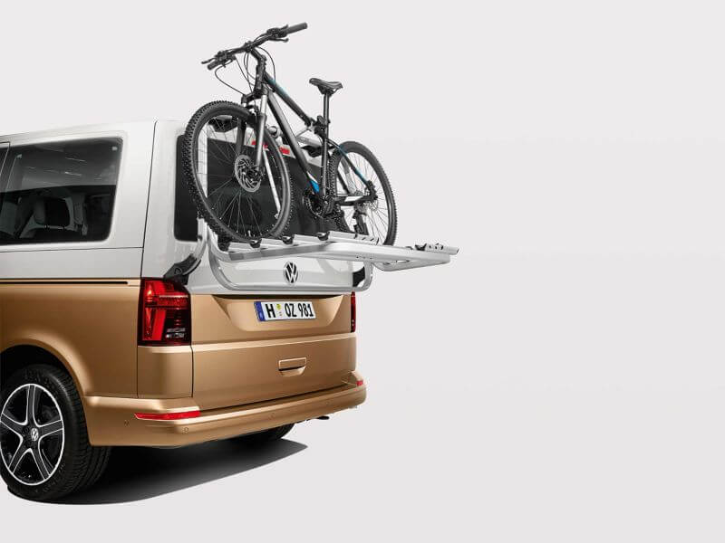 Bike Rack for the tailgate