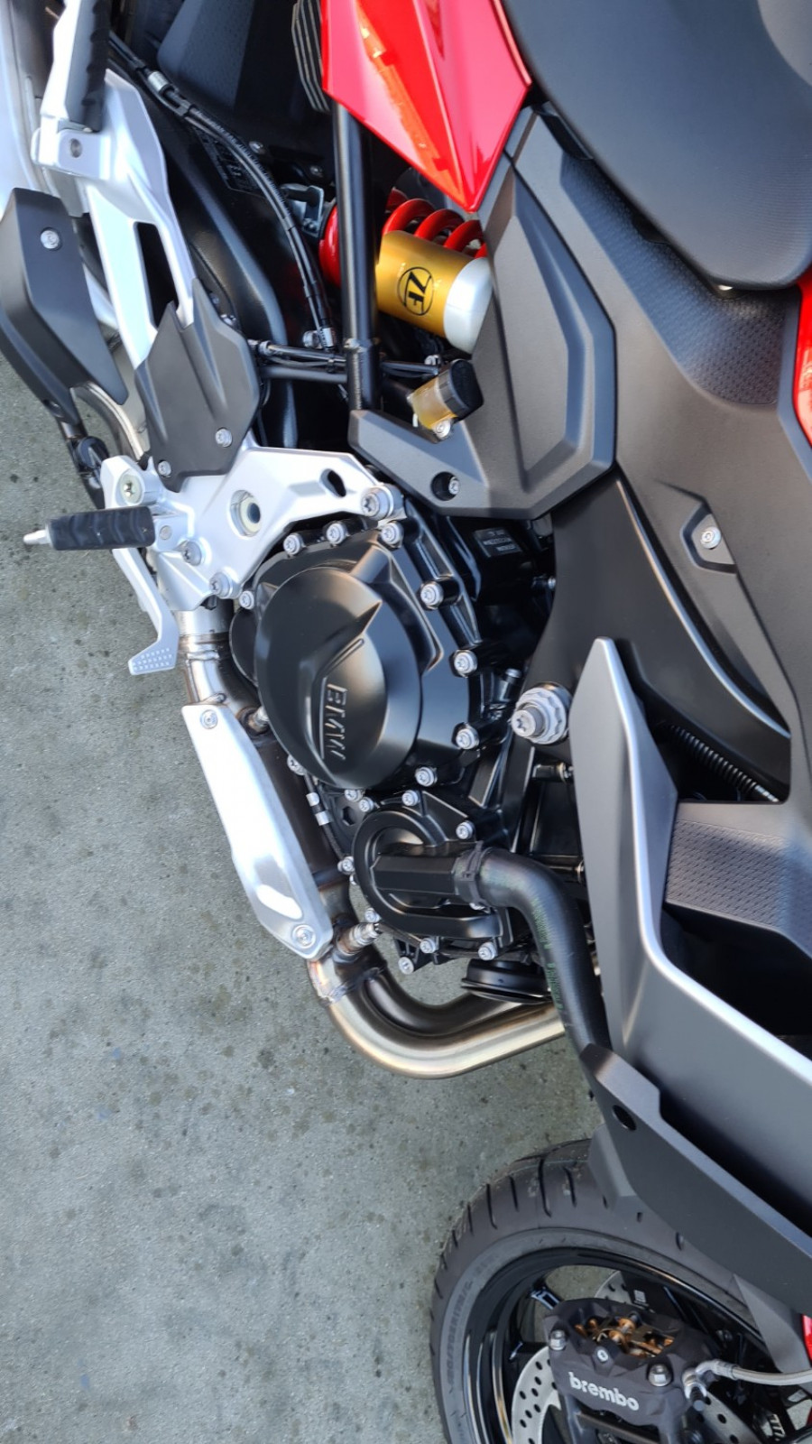 2021 BMW F 900 XR Tour F F 900 XR Tour Motorcycle Image 14
