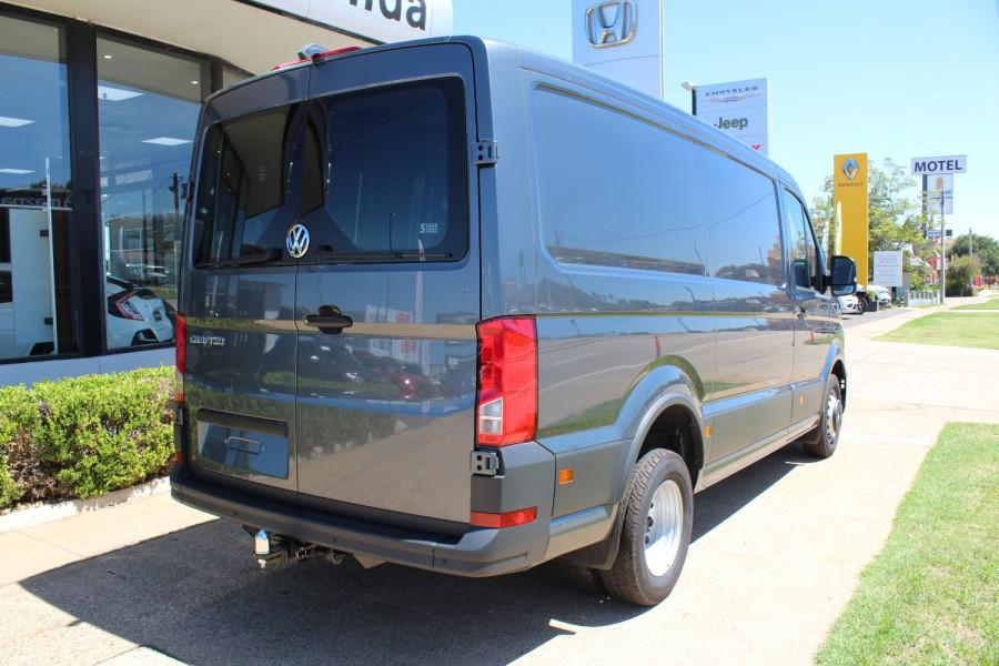2020 Volkswagen Crafter SY1 50 Van MWB Van Image 8