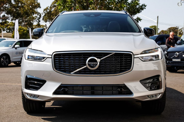 2020 Volvo XC60 (No Series) MY21 T6 R-Design Suv