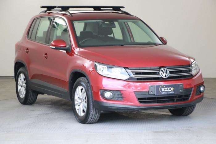 2012 MY12.5 Volkswagen Tiguan 5N MY12.5 132TSI Suv