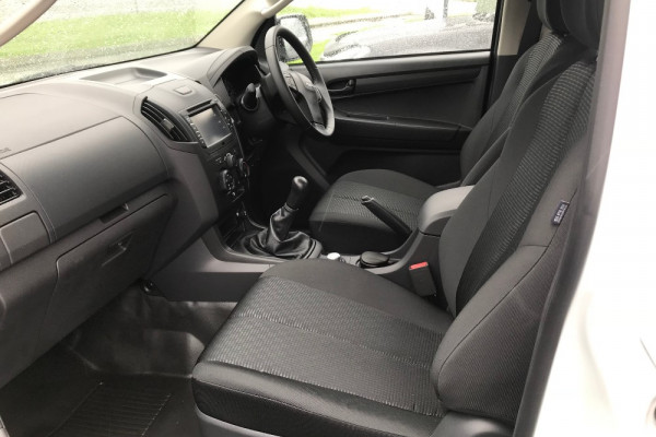 2018 Isuzu UTE Dmax 4x4 -- 4x4 SX Crew Cab Ute Utility