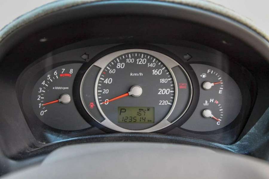 2004 Hyundai Tucson Elite Suv Image 14