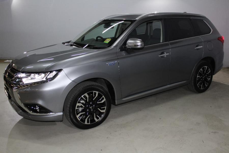 2017 Mitsubishi Outlander ZK LS AWD 7 Seat Wagon