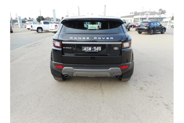 2017 Land Rover Range Rover Evoque Suv Image 5
