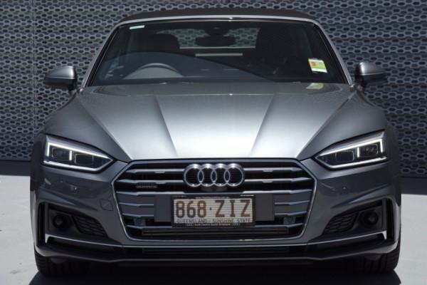 2019 Audi A5 Cabriolet Image 2