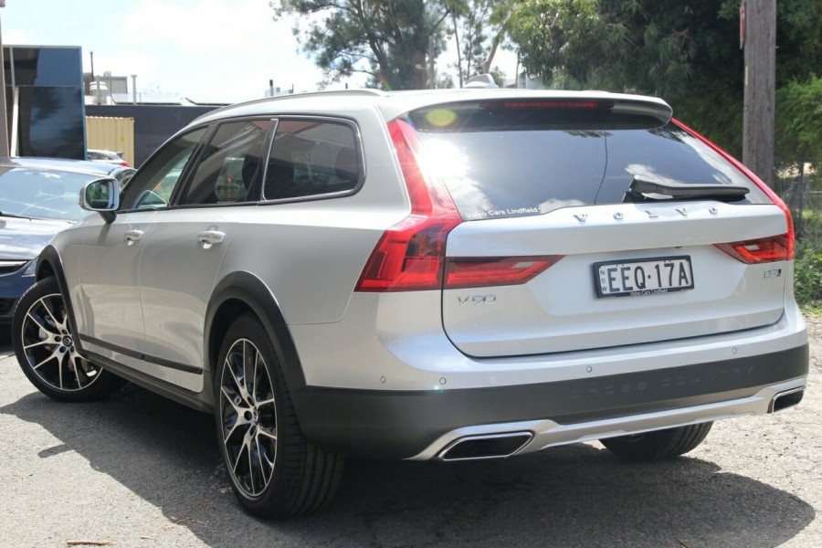 2019 MY20 Volvo V90 Cross Country P Series D5 Wagon Image 3