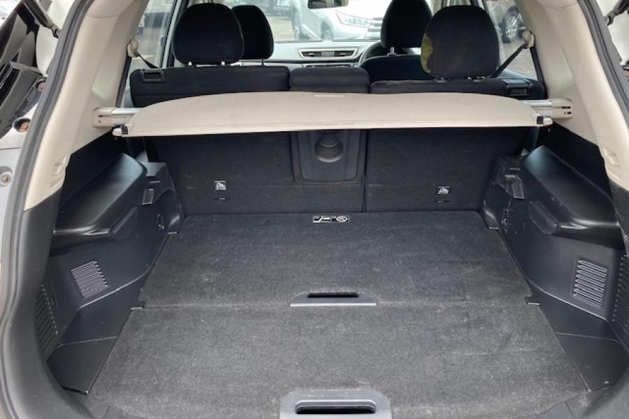 2016 Nissan X-Trail T3 Wagon Suv