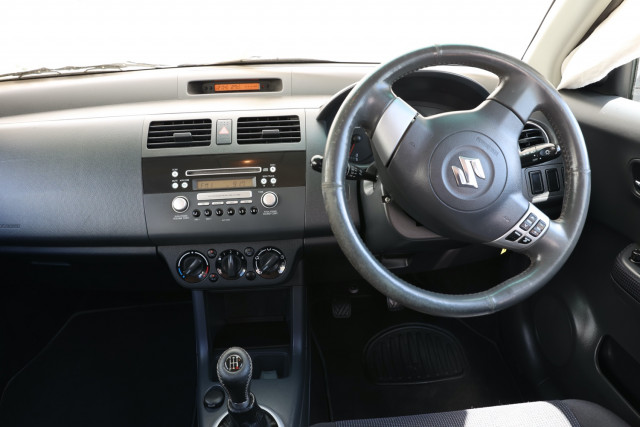 2006 Suzuki Swift RS415 RS415 Hatch Image 8