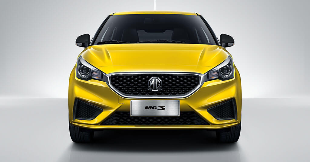 New MG3 Auto Express yourself